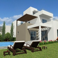 Modern 3 bedroom detached house in peyia area