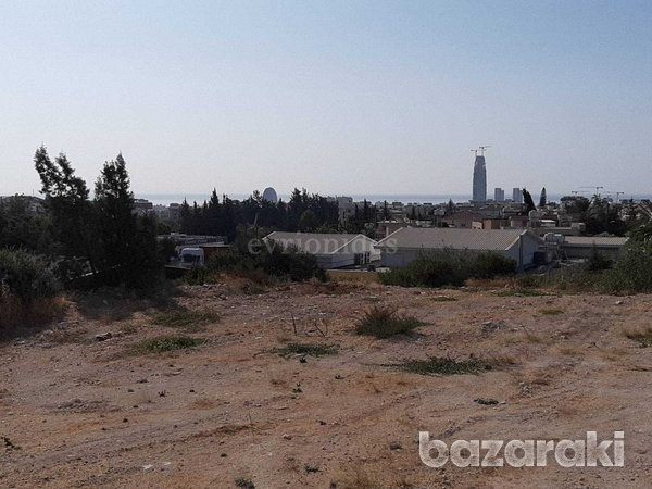Commercial plot of land in agios athanasios-4