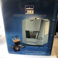 Lavazza blue pininfarina design