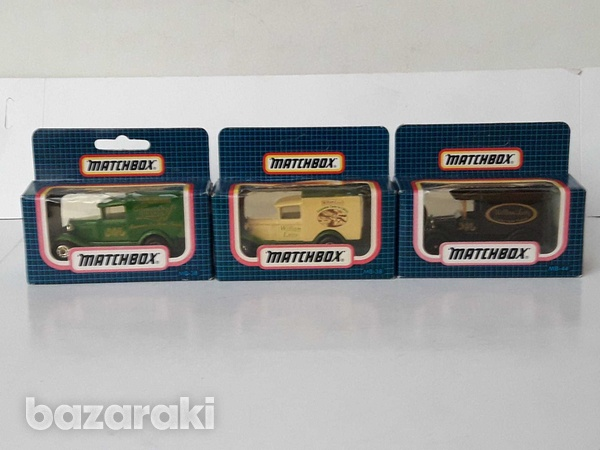 Collectible matchbox diecast model cars william lust-7