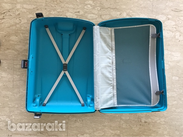Samsonite large travel suitcase-6