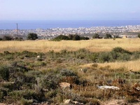 Ayios athanasios - land at sfalagiotissa area in special zones