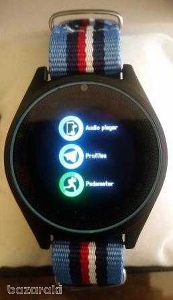 New in v9i smart watch with sim card slot camera bluetooth for android-3
