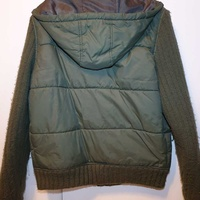 Men casual khaki jacket l