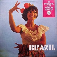 Bossa with a beat/brazil- vinyl