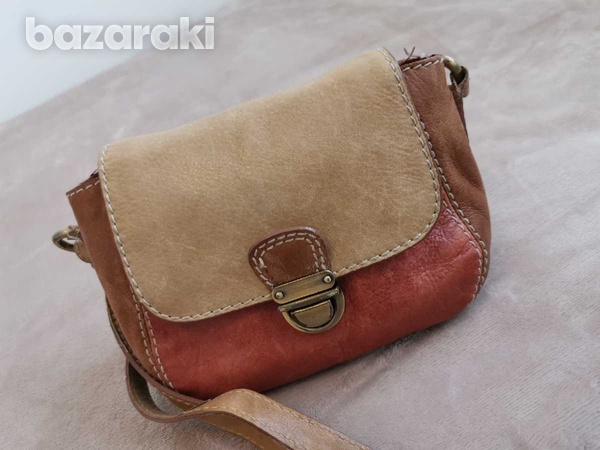 Small bag 15 x 21 cm, leather-1