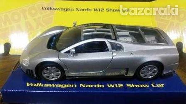 Collectors volkswagen nardo w12 show car 1 24-4