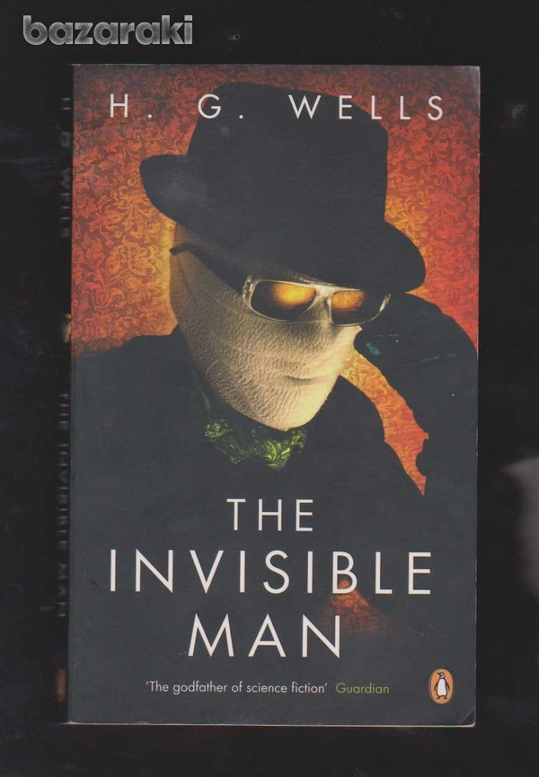 The invisible man-h g wells used-1