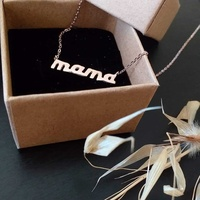 New silver 925 necklace