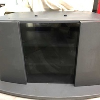 Television stand cupboard unit