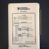 National instruments mydaq