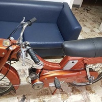 Mobylette motorcycle