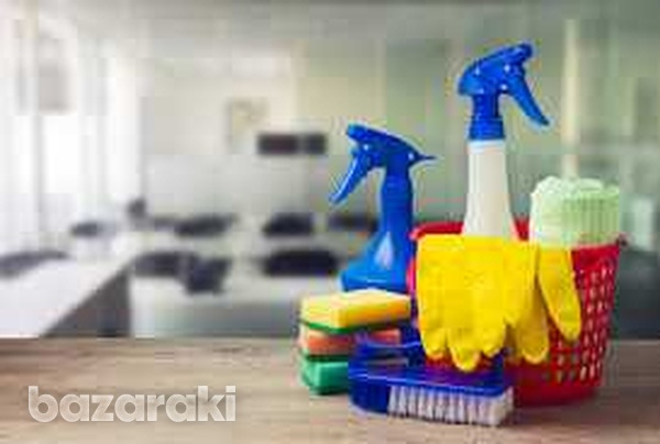 Houses and office cleaning-2