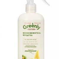 Home gnome greenly bio air freshener, citrus mix