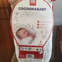 Cocoonababy - with two sheets and two belts