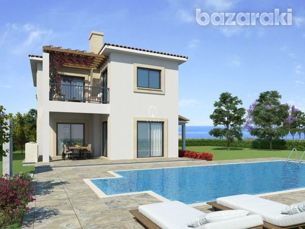 Three bedroom villa close to st george fishing harbour in peyia-9