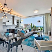 3 bedroom apartment in a exclusive complex near the sea