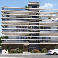 Under construction two bedroom apartment in strovolos