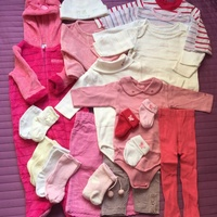 Baby clothes 0-3 month