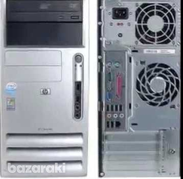 Hp desktop core2duo-3