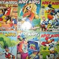 Miki maous comics bundle
