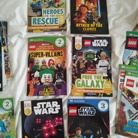 Dk lego books for 5-7 year olds