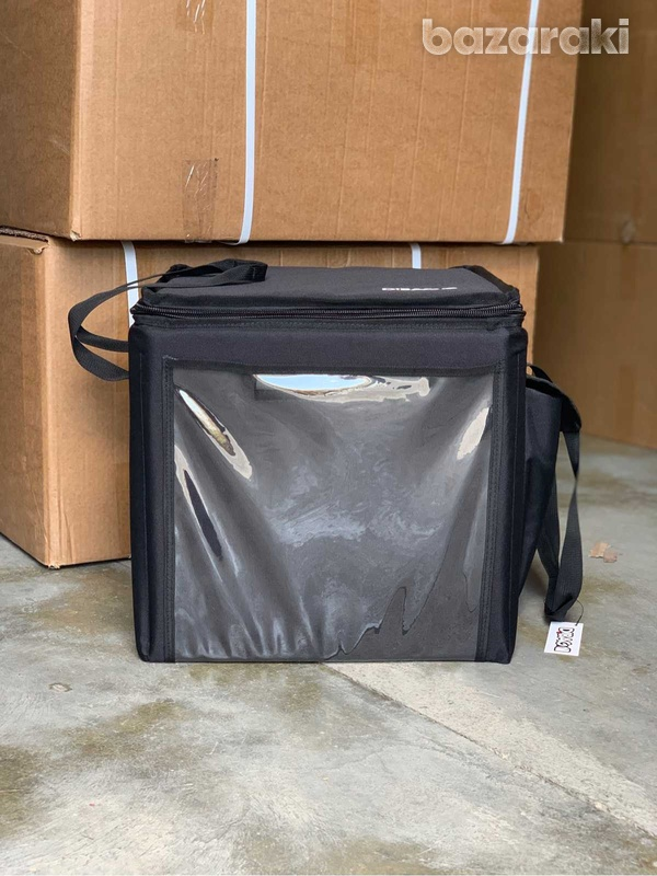 Insulated delivery hand bag-1