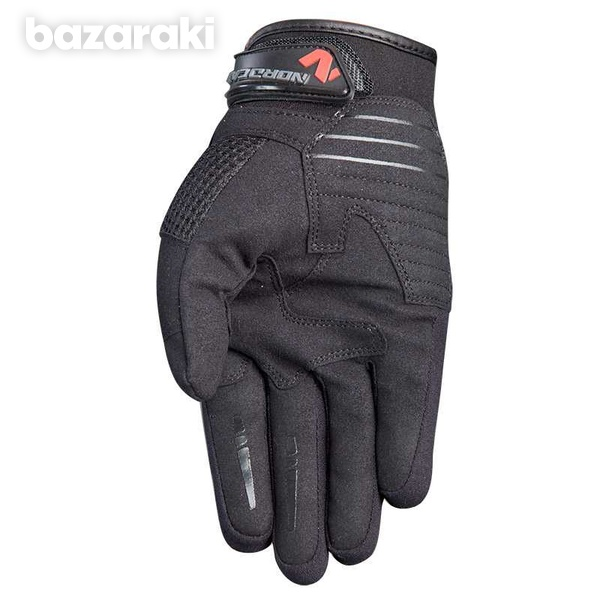 Nordcap techpro gloves black-2