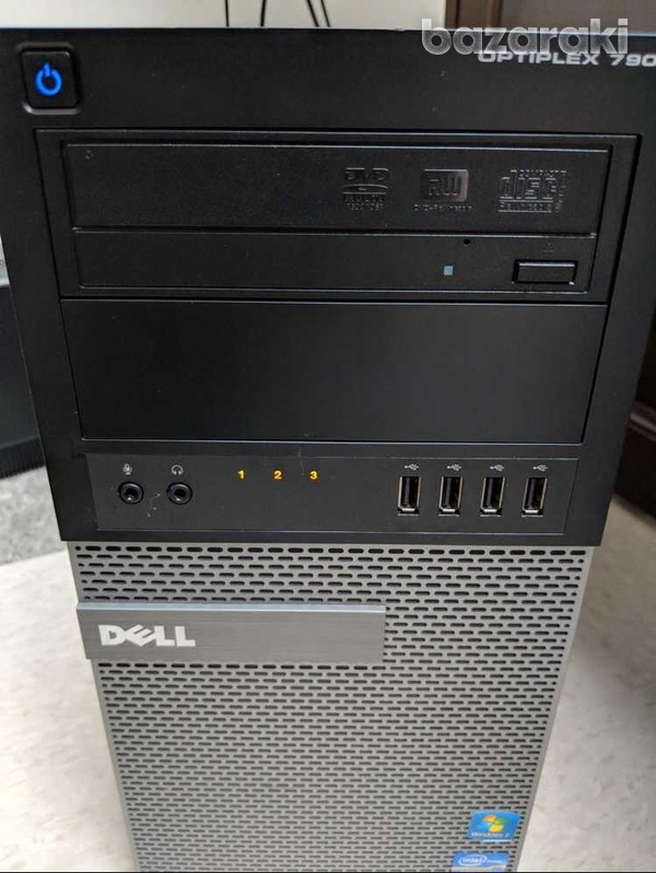 Dell dekstop i5 with ssd-2