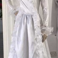 Victorian ladies costume - small and large