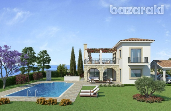 Four bedroom villa close to st george fishing harbour in peyia-2