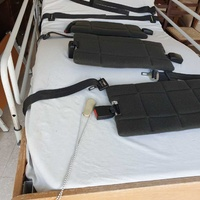 Standing therapy bed