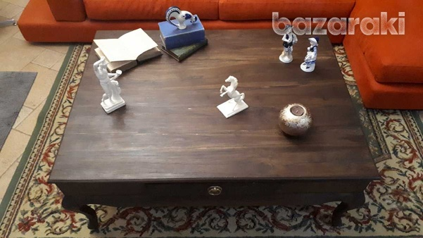 Living room center table - τραπέζι καθιστικού-3