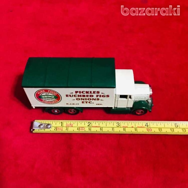 Collectible diecast truck / lorry-1