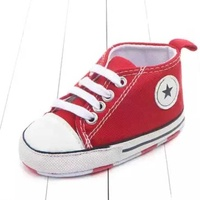 Baby shoes-babies red shoes