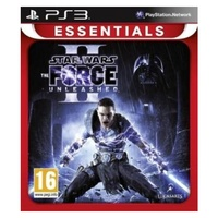 Sony playstation 3 - star war force unleashed ii - ps3
