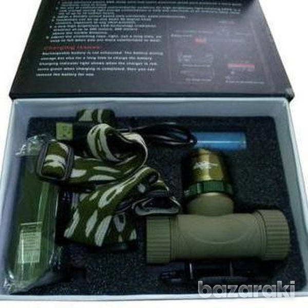 Flashlight 5000lum cree led-2
