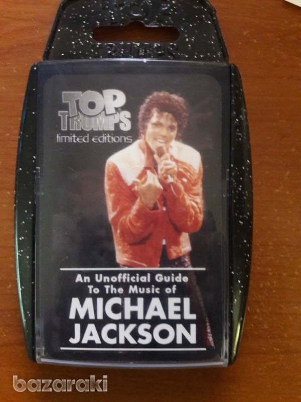 Top trumps/michael jackson