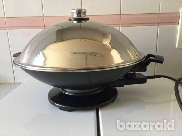 Princess electric wok, 35cm, 1100w-2