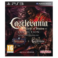 Sony playstation 3 - castlevania - lords of shadow - ps3