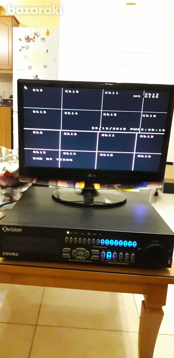 Xvision xdvr2 16 cameres-2