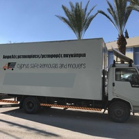 Cyprus safe removals and movers