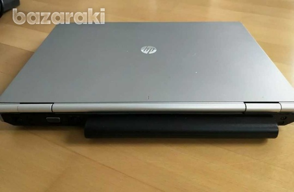 Laptop hp i5 with ssd-4