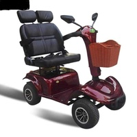 New electric scooter two person