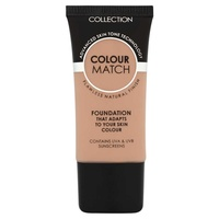 Collection colour match foundation