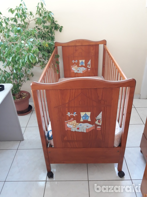 Baby bed-1