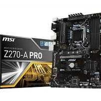 Msi motherboard z170a gaming pro carbon