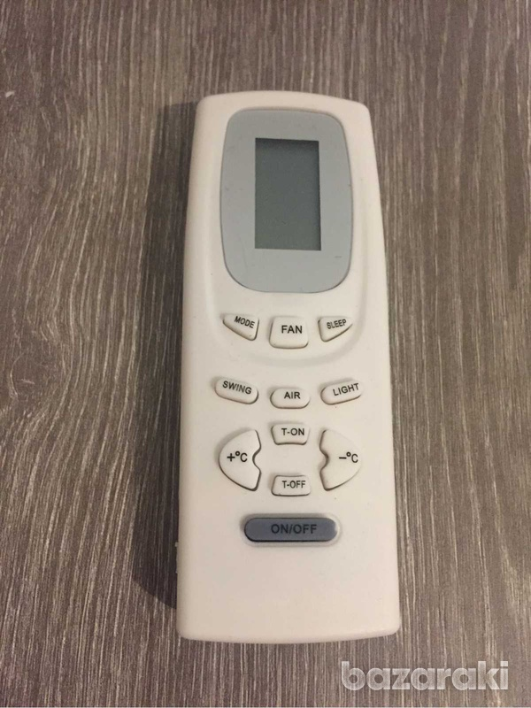 Universal air conditioner remote control replacement