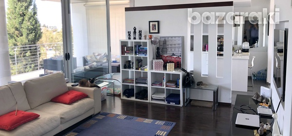 3 bedrooms penthouse flat in strovolos-4