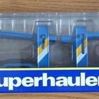 Collectors corgi superhaulers 1 64 ty86906 renault car transporter..